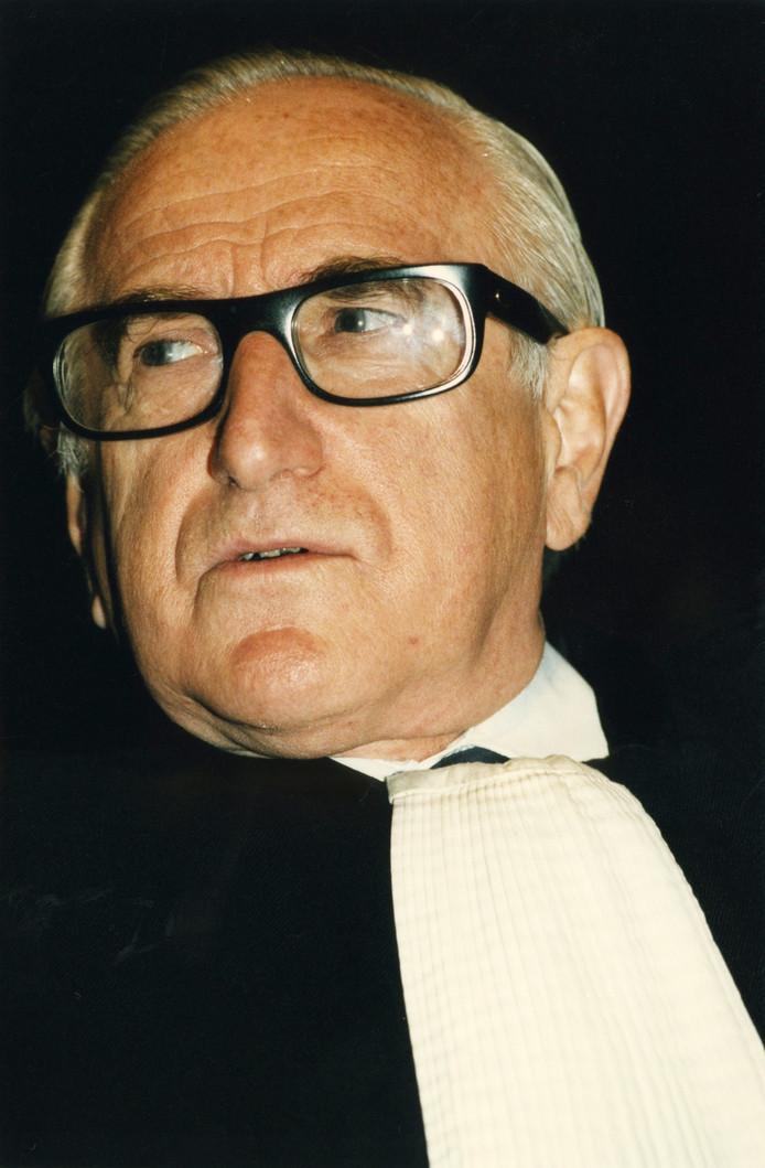 Advocaat Leo Martens