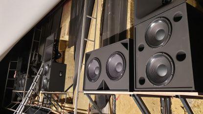 Hagelnieuwe geluidsinstallatie bij UGC Cinema's