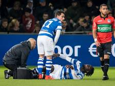 Abena mist duel tegen FC Eindhoven