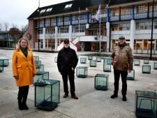 Inspanningen Leerdamse inwoners voor herinrichting dokter Reilinghplein beloond