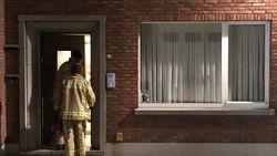 Liefdesrivalen zetten centrum Koekelare op zijn kop:  jongeman springt uit flat om aan belager te ontsnappen