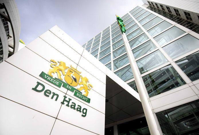 Stadhuis Den Haag.