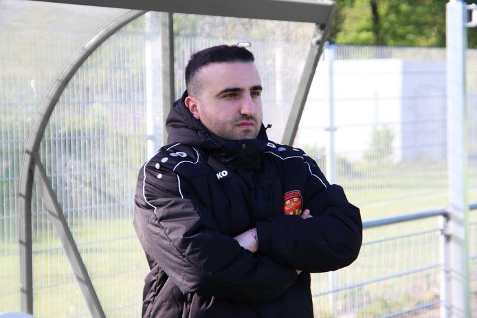 Andreas David: hoofdtrainer van FC Aramea.