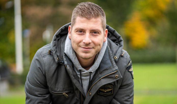 """Mark van Eldik is terug op het veld bij SVHA. ,,Ik kan het niet missen, het is te leuk."""""""