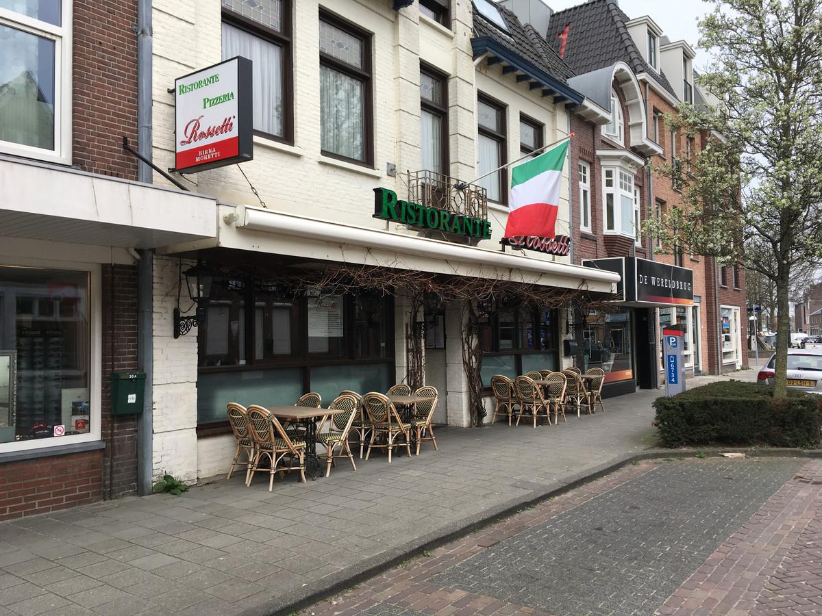 Restaurant Rossetti in Oss.