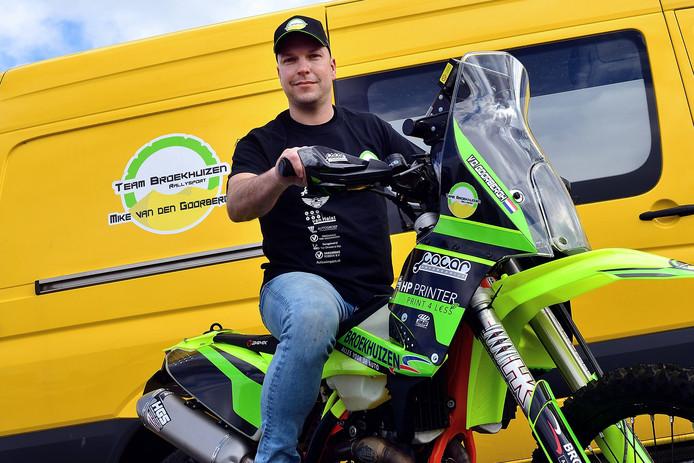 Mike van den Goorbergh heeft plots een paar maanden extra om zich voor te bereiden.