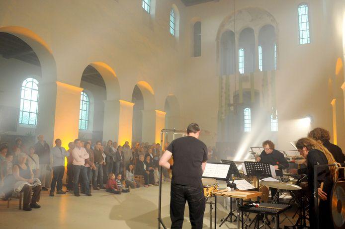 De Sint-Laurentiuskerk vormt geregeld het decor voor culturele activiteiten, zoals de jaarlijkse Museumnacht.