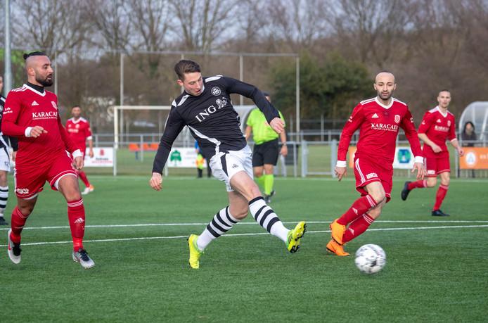 SML-speler Hidde Eshuis, eerder dit seizoen.