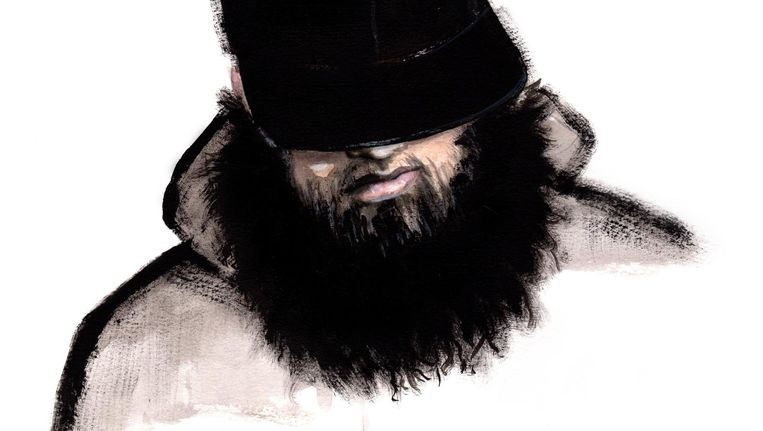 Keith Rienksma: 'Ik laat de andere kant zien. Dat het leven in het kalifaat mooi is' Beeld Sjoukje Bierma