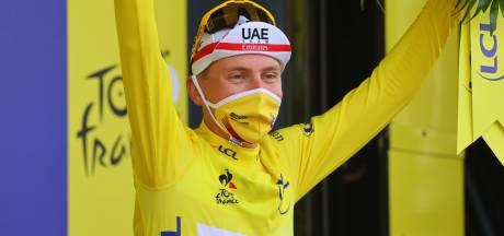 Tadej Pogacar veut terminer sa saison par le Tour des Flandres