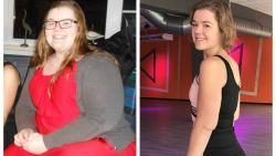 Vlaamse Leen (28) verloor in kleine twee jaar helft van haar gewicht en dit is hoe ze het deed