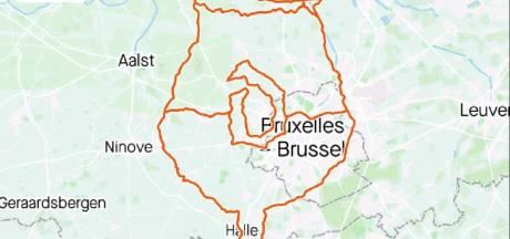 Antwerpenaar fietst perfecte Duvel-glas bij elkaar en wordt beloond door brouwerij met bak van zijn lievelingsdrank