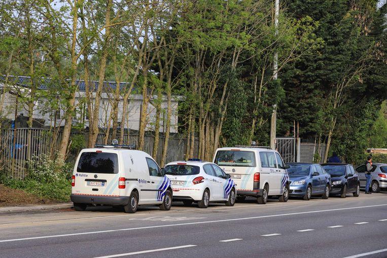 De Roma's langs de Brusselsesteenweg in Asse verblijven er al meer dan tien jaar in alle illegaliteit.