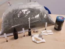 Verdovende middelen gevonden in woning Ammerstol