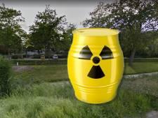 Radioactiviteit vrijgekomen bij crematie