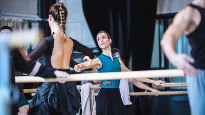 """VRT-anker Hanne Decoutere wordt prima ballerina in 'Hanne Danst': """"Het allerzwaarste? Dat ik mijn kinderen amper zie"""""""
