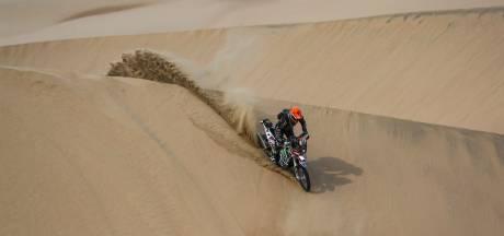 Pol haalt eindstreep van Dakar Rally