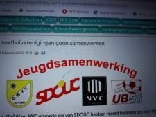 'Eeuwige rivalen' SDOUC en Ulftse Boys gaan met jeugd samen verder