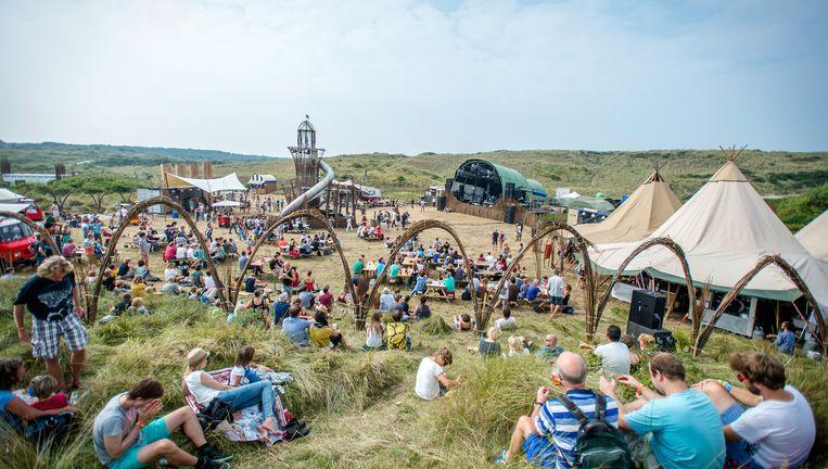 Het festival Into The Great Wide Open Beeld ANP Kippa
