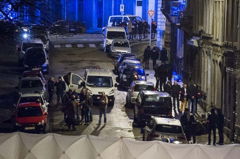 Bij de gewelddadige politie-inval in Verviers tegen een groep teruggekeerde Syriëstrijders kwamen twee mensen om het leven.