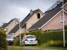 Fatale woningbrand in Nieuwleusen mogelijk aangestoken