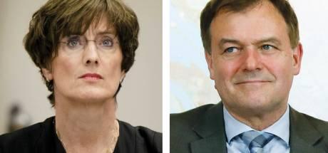Van Nimwegen en Bloos sliepen stiekem op zelfde hotelkamers: 'Relatie was plakkerig en ongezond'