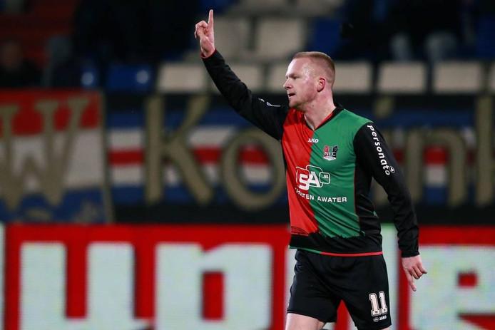 Melvin Platje.
