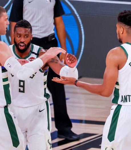 Milwaukee Bucks in slotfase langs Miami Heat