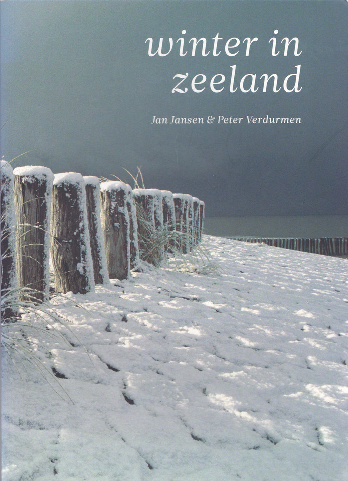 cover Winter in Zeeland Jan Jansen Peter Verdurmen 2010