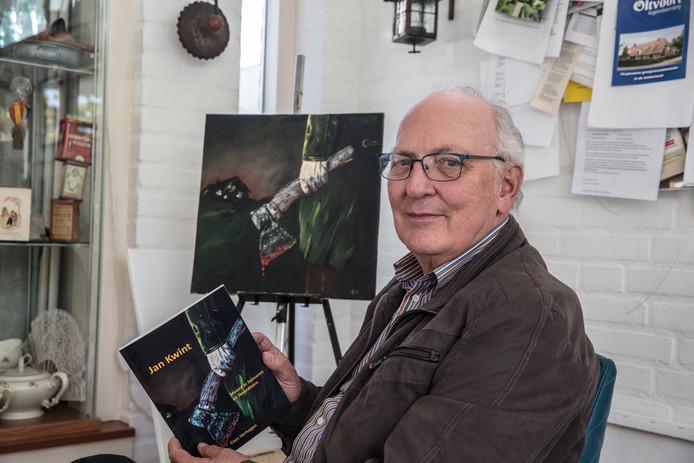 Cees Verhagen uit Someren heeft nieuw boek Jan Kwint geschreven.