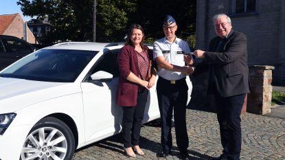 Nieuwe wagens voor Politiezone HerKo