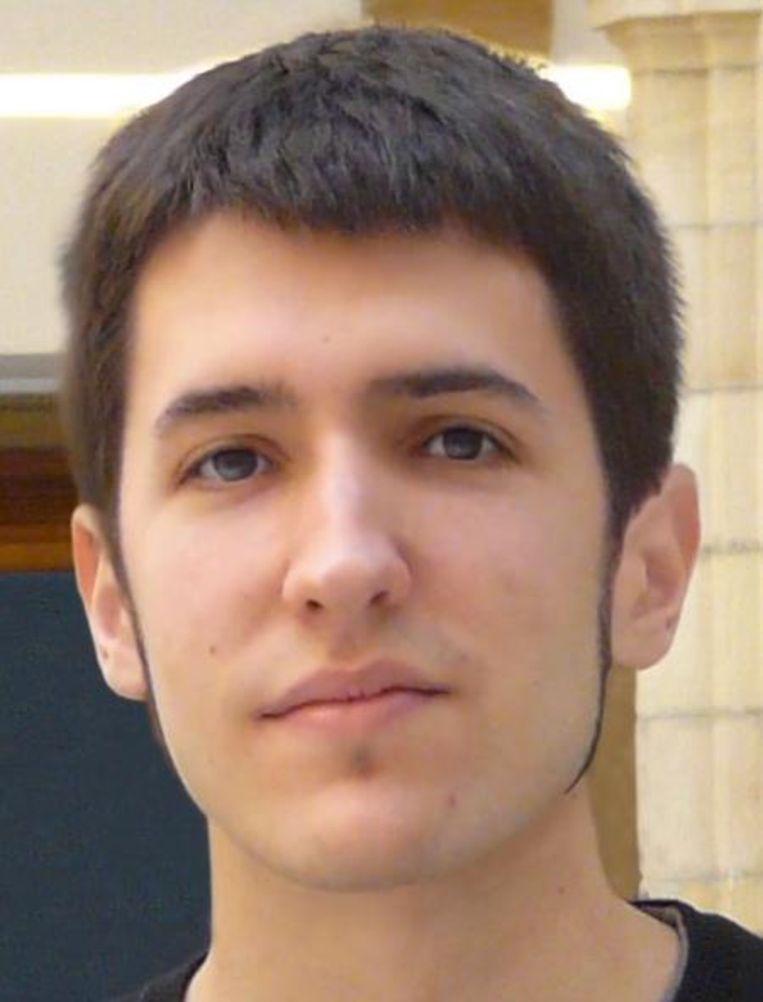 Hodei Egiluz Diaz (23).