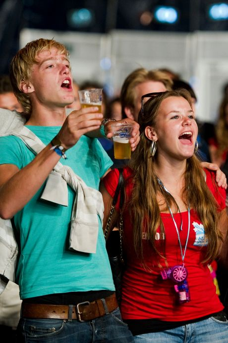 Utrechtse studenten zijn het zat: we worden veel te hard aangepakt