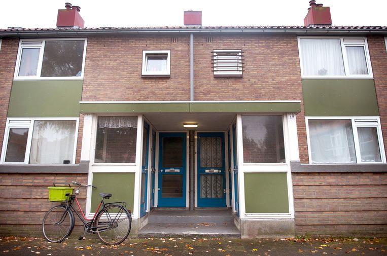 De Marianne Philipsstraat in Amsterdam Nieuw West. Beeld An-Sofie Kesteleyn