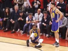 Le verdict est lourd pour Kevin Durant