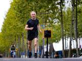 Marc (70) deed in Eindhoven mee vanaf de eerste marathon. En hij liep ze allemaal uit