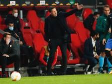 Schmidt blijft na teleurstelling geloven in PSV, dat vijf van de twaalf basisspelers miste