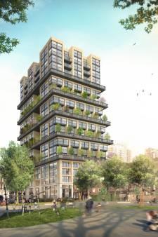 Bouw luxe Rotterdamse woontoren lijkt ver weg na kritiek rechter: 'Wat doet-ie met de wind?'