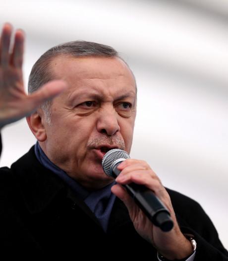 Erdogan wil iPhone en andere Amerikaanse elektronica boycotten