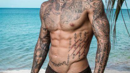 De transformatie van 'Temptation'-Fabrizio: waar zijn die spieren naartoe?