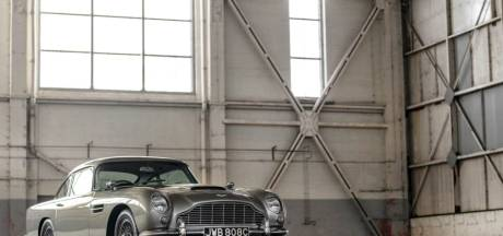 Aston Martin in nieuwe James Bond-film is een bouwpakket met BMW-motor