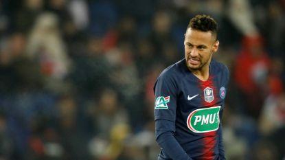 Football Talk. Neymar heeft opnieuw last van oude blessure aan middenvoetsbeentje