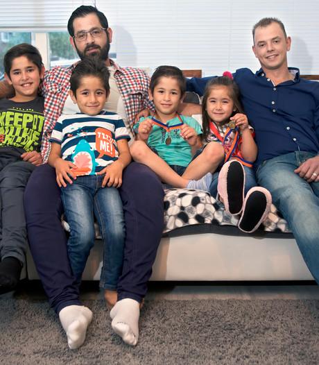 Gezin uit Geertruidenberg: Heimwee naar het azc, 'Daar had ik veel vriendjes'