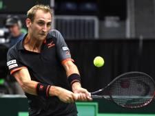 De Bakker treft Oostenrijker Novak in kwalificatie Wimbledon