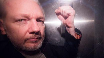 WikiLeaks-oprichter Julian Assange niet op borgtocht vrij