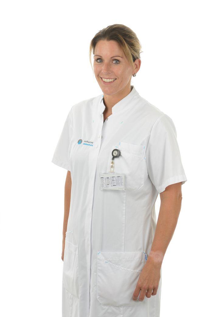 Nathalie Ververs, arts van de spoedeisende hulp in het Catharina Ziekenhuis Eindhoven.