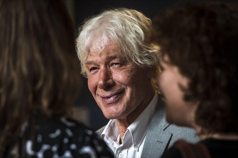 Paul van Vliet wordt geportretteerd door stiefdochter Laurien Hugas. Beeld null