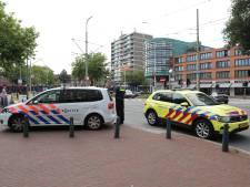 Steekpartij op het Hobbemaplein, slachtoffer met spoed naar het ziekenhuis