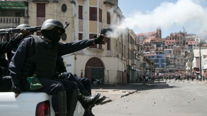 Dode en zestien gewonden bij manifestatie in Madagascar