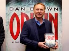 Nieuwste Dan Brown bestverkochte boek van afgelopen jaar